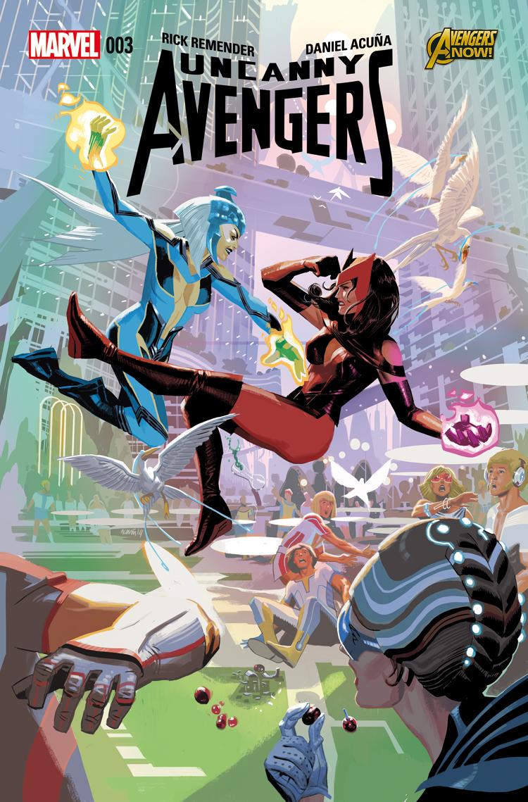 Uncanny Avengers (2015) #3
