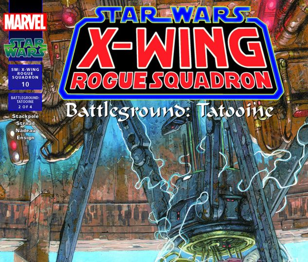 Star Wars: X-Wing Rogue Squadron (1995) #10
