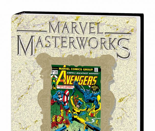 MARVEL MASTERWORKS: THE AVENGERS VOL. 15 HC VARIANT (DM ONLY)