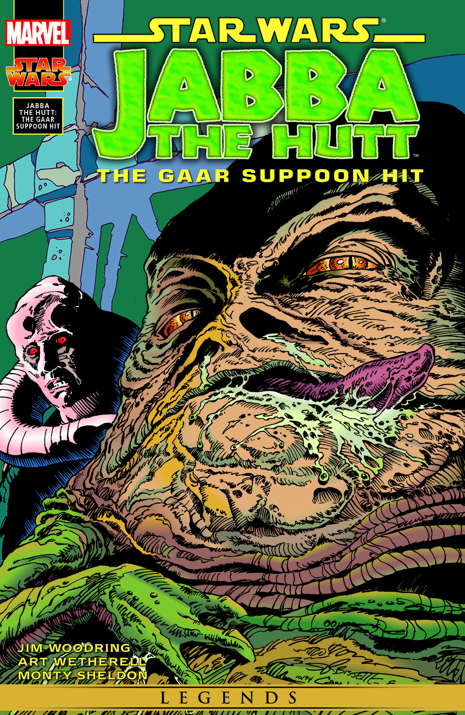 Star Wars: Jabba the Hutt - The Gaar Suppoon Hit (1995) #1