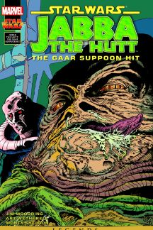 Star Wars: Jabba The Hutt - The Gaar Suppoon Hit #1