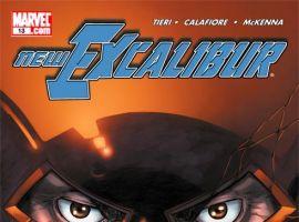 New Excalibur #13