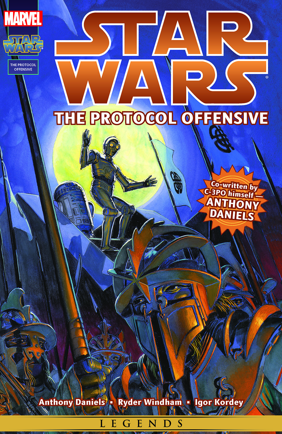 Star Wars: Droids - The Protocol Offensive (1997) #1