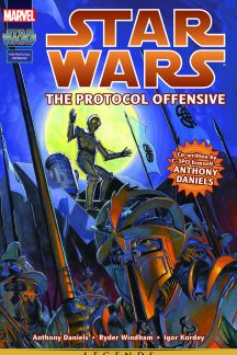 Star Wars: Droids - The Protocol Offensive #1