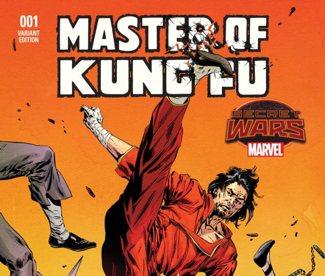 MASTER OF KUNG FU 1 GUICE VARIANT (SW, WITH DIGITAL CODE)