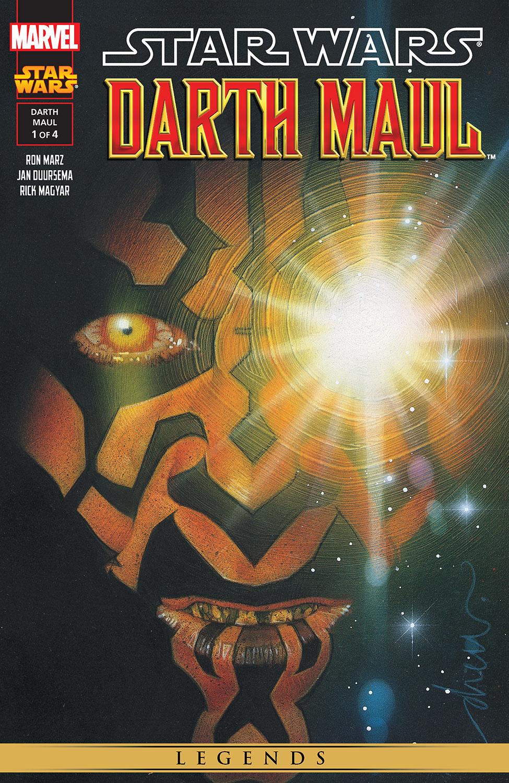Star Wars: Darth Maul (2000) #1