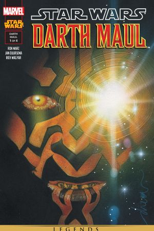 Star Wars: Darth Maul #1