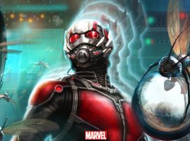 Marvel's Ant-Man Pinball from Zen Studios
