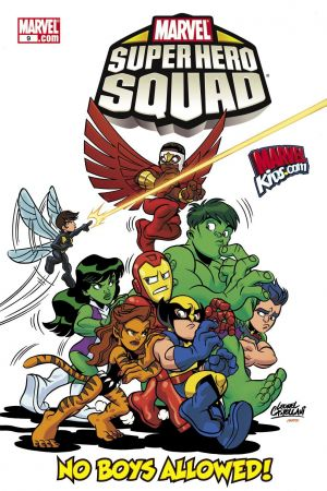 Super Hero Squad #9