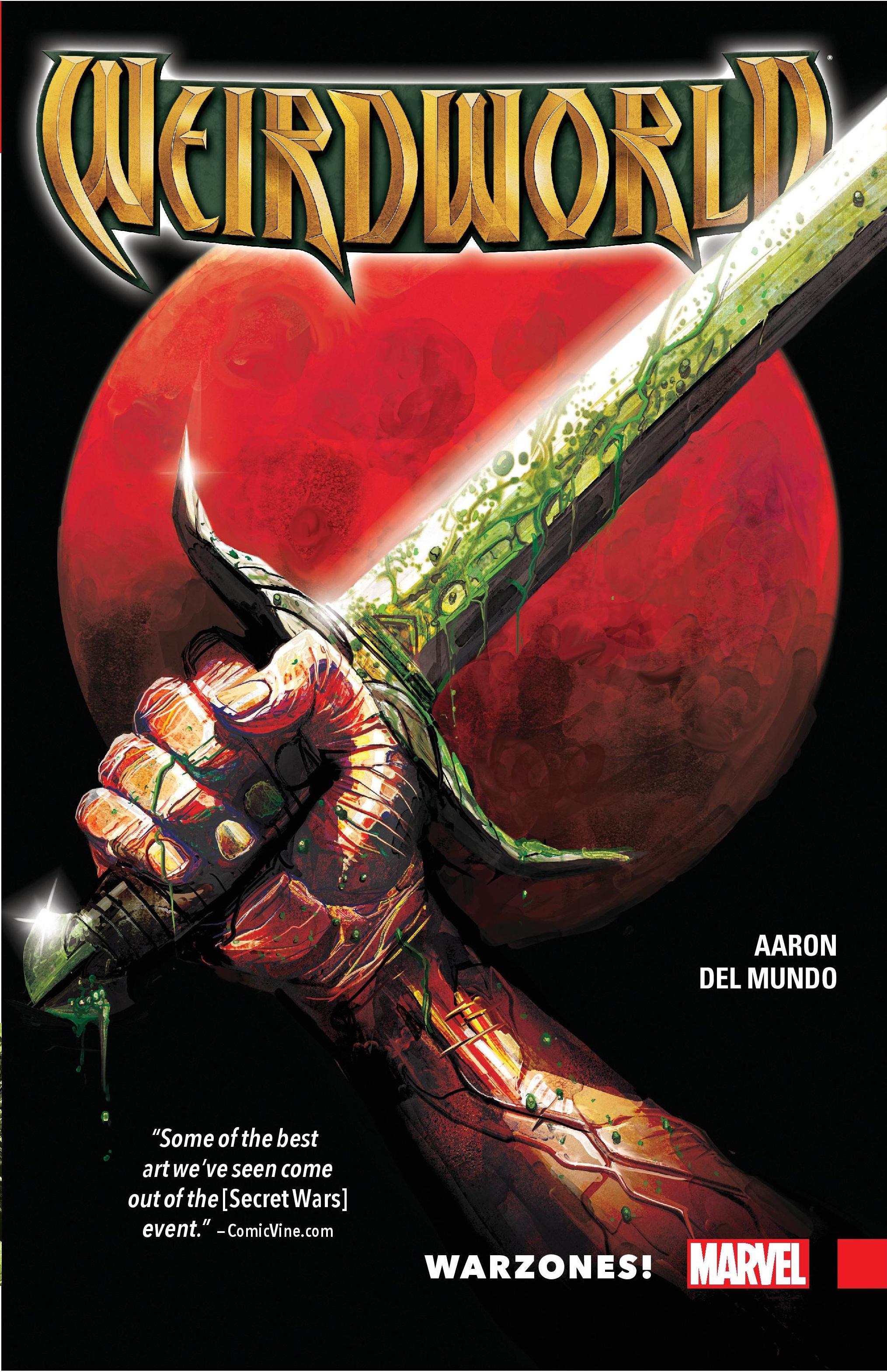 Weirdworld Vol. 0: Warzones! (Trade Paperback)