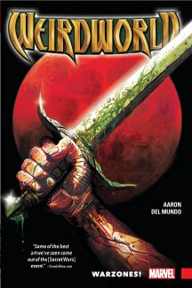 Weirdworld Vol. 0: Warzones! (Trade Paperback)