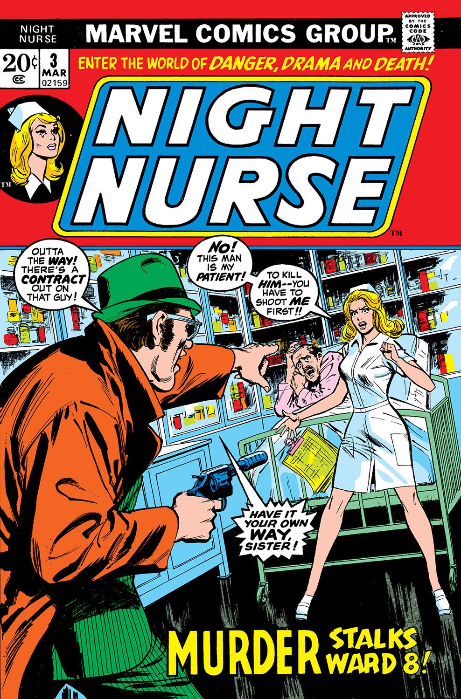 Night Nurse (1972) #3