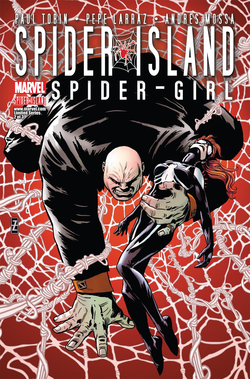 Spider-Island: The Amazing Spider-Girl (2011) #2