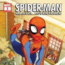 Spider-Man Marvel Adventures