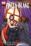 ANITA BLAKE: CIRCUS OF THE DAMNED THE INGENUE (2010) #4 Cover