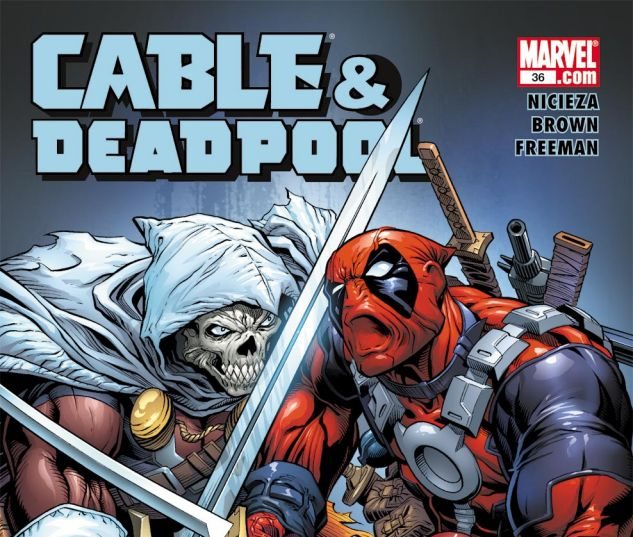 Cable & Deadpool (2004) #36
