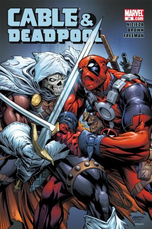 Cable & Deadpool #36