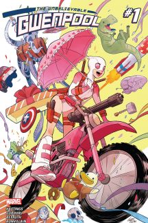 The Unbelievable Gwenpool (2016) #1