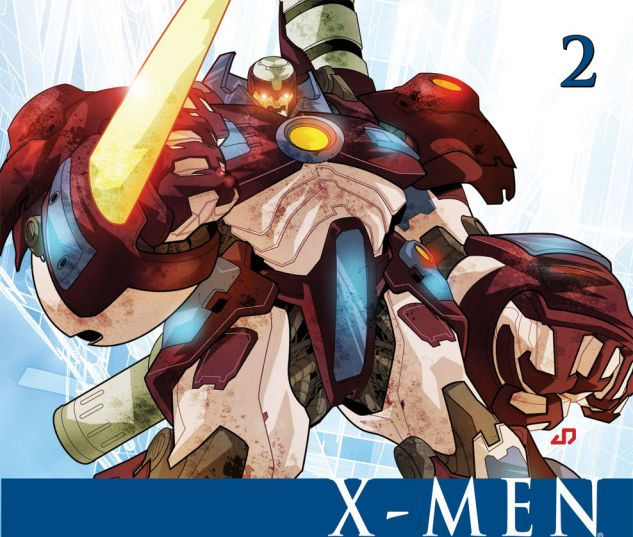 CIVIL WAR: X-MEN (2006) #2 Cover