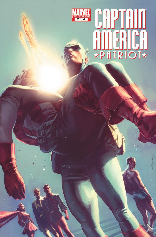 Captain America: Patriot (2010) #2