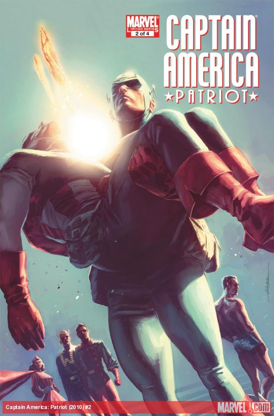 Captain America: Patriot (2010) #2
