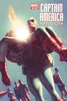 Captain America: Patriot #2