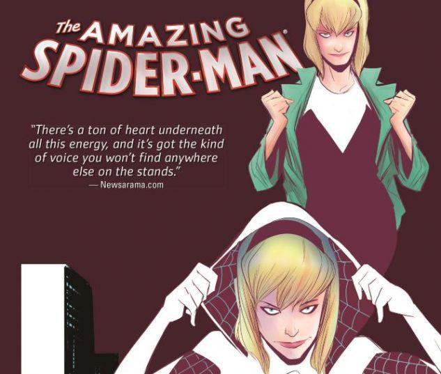 Amazing Spider-Man: Edge of Spider-Verse (2015)