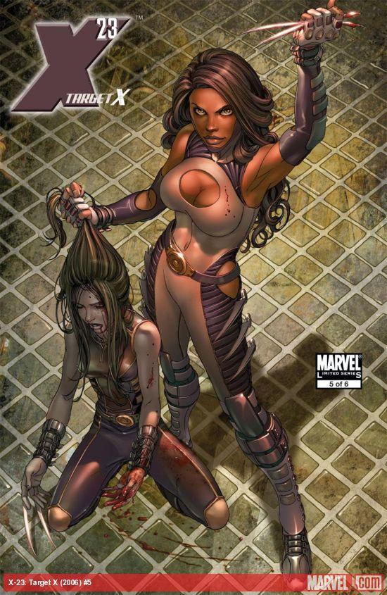 X-23: Target X (2006) #5