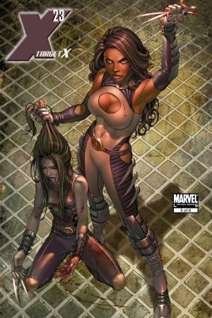 X-23: Target X #5