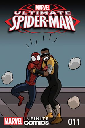 Ultimate Spider-Man Infinite Digital Comic #11