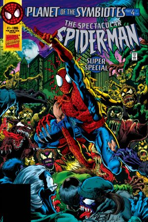 Spectacular Spider-Man Super Special #1