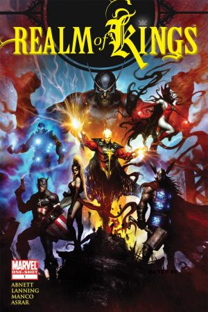 REALM OF KINGS #1