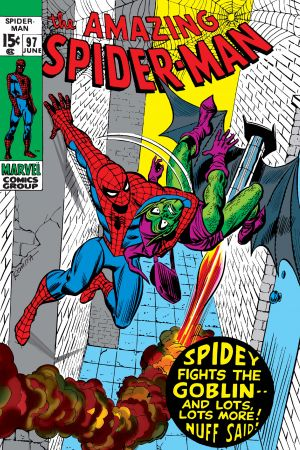 The Amazing Spider-Man #97
