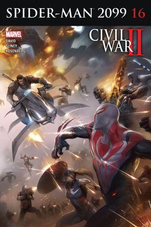 Spider-Man 2099 (2015) #16