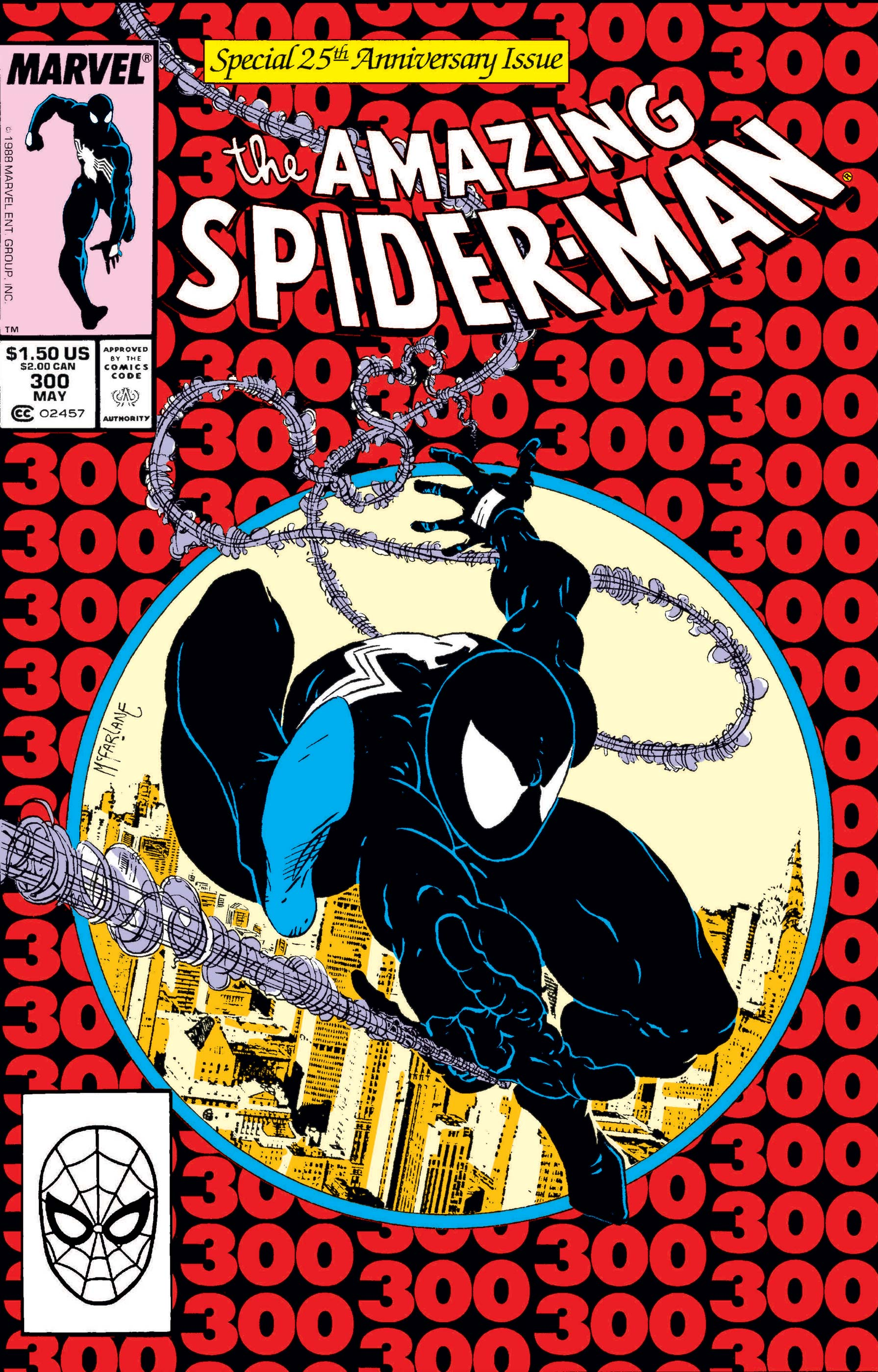 The Amazing Spider-Man (1963) #300