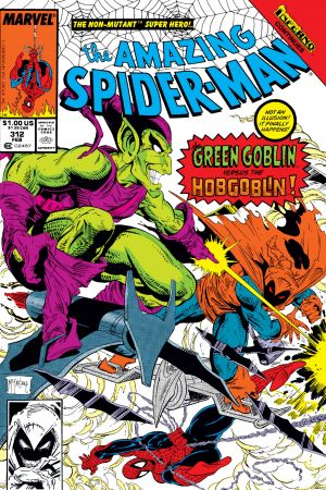 The Amazing Spider-Man #312