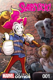 Slapstick Infinite Comic #1