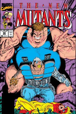 New Mutants #88