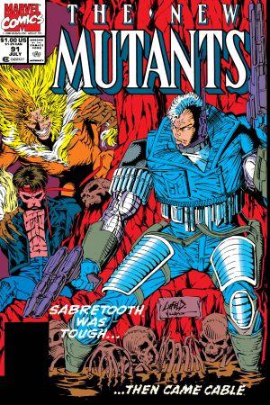 New Mutants #91