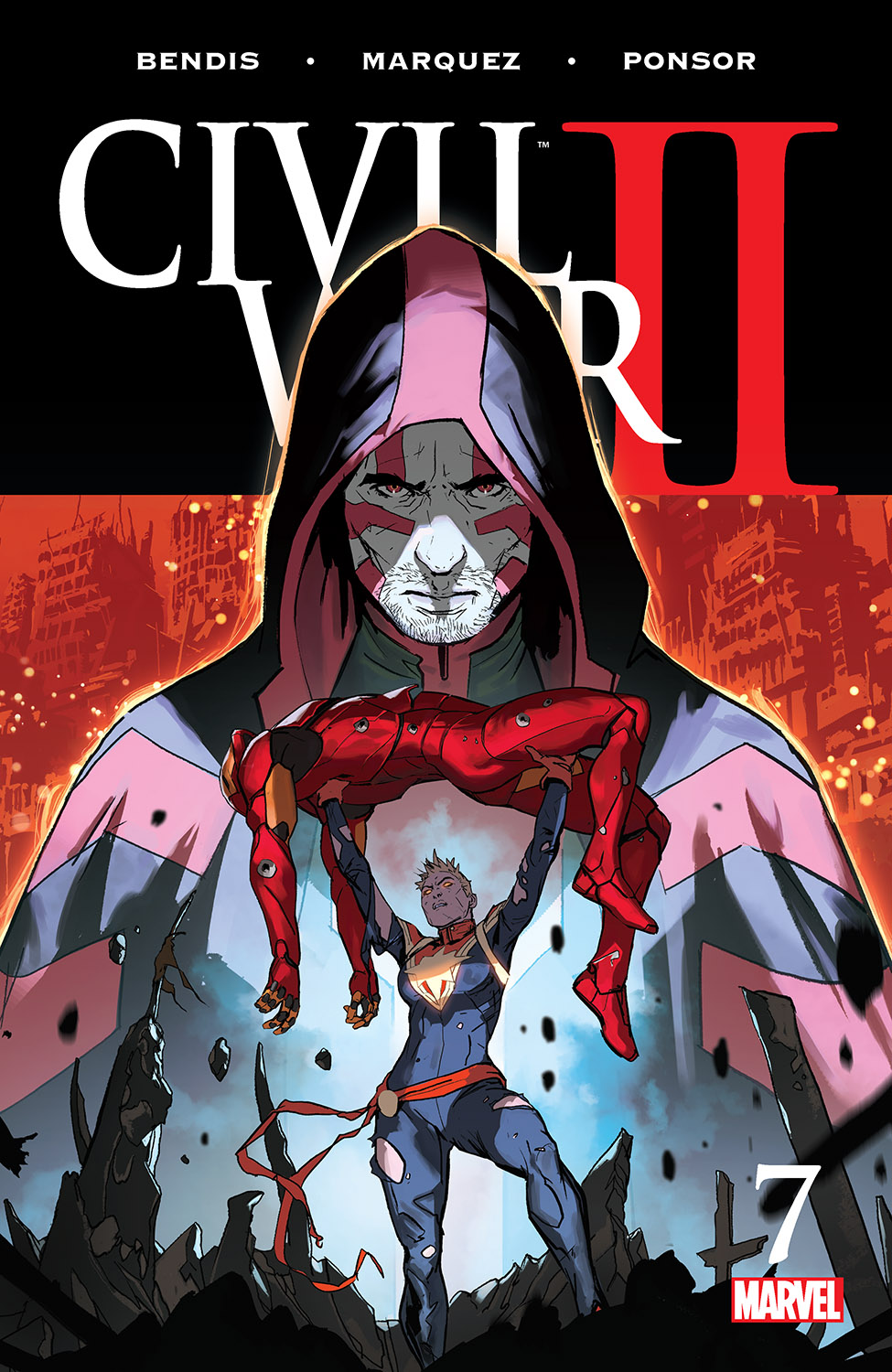 Civil War II (2016) #7