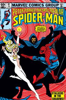 Peter Parker, the Spectacular Spider-Man (1976) #81