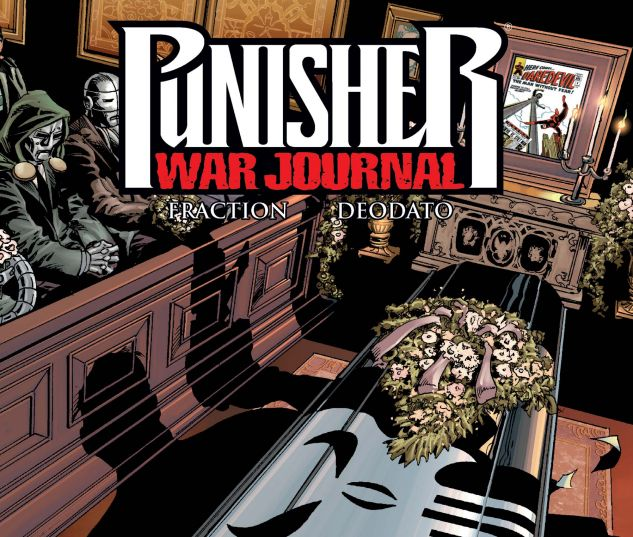 Punisher War Journal (2006) #4