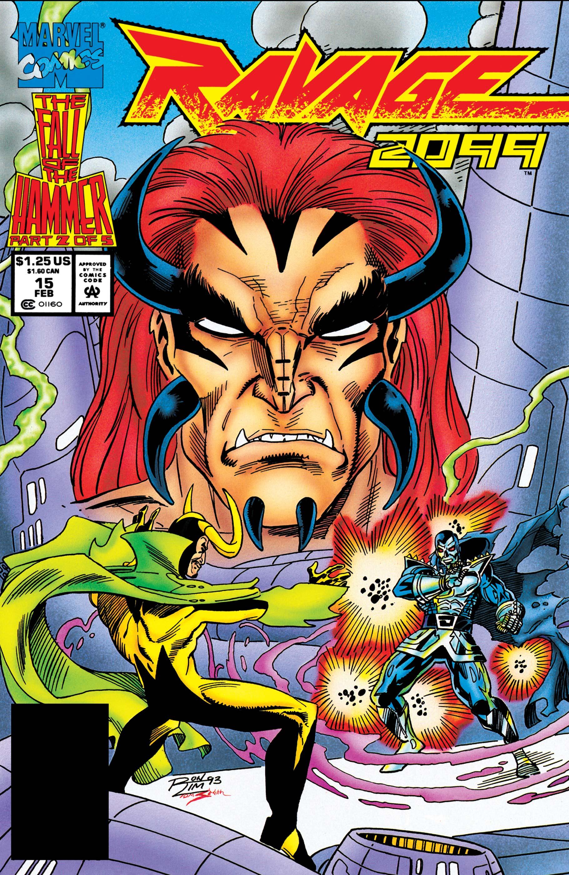 Ravage 2099 (1992) #15