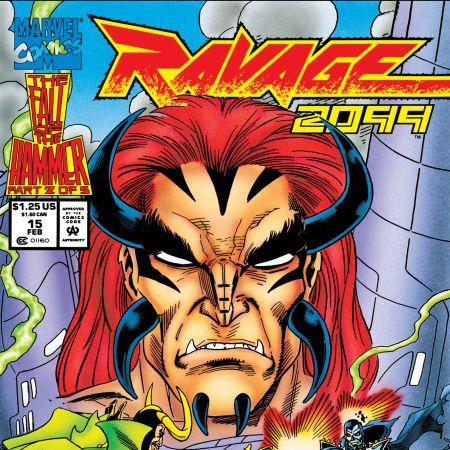 Ravage 2099 (1992)