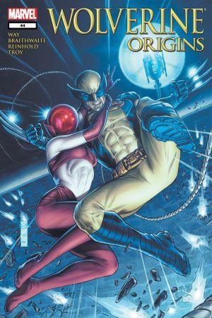 Wolverine Origins #44