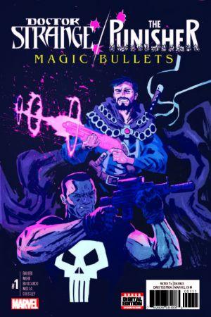 Doctor Strange/Punisher: Magic Bullets (2016 - 2017)