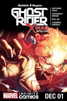 Ghost Rider X-Mas Special Infinite Comic (2016) #1