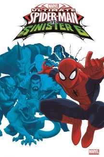 Marvel Universe Ultimate Spider-Man Vs. The Sinister Six Vol. 1 (Digest)