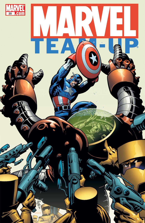 Marvel Team-Up (2004) #20