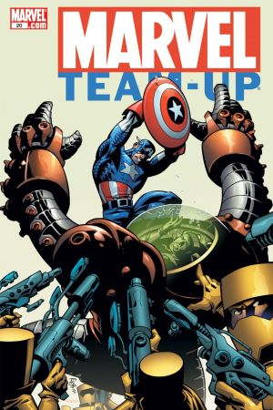 Marvel Team-Up (2004) #20
